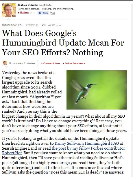 hummingbird-promotes-effective-sacramento-seo-services-for-businesses
