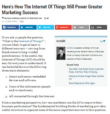 heres how the internet of things will power greater marketing success